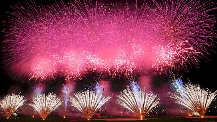 【今年こそ行きたい!】2019年!注目の花火大会特集♡