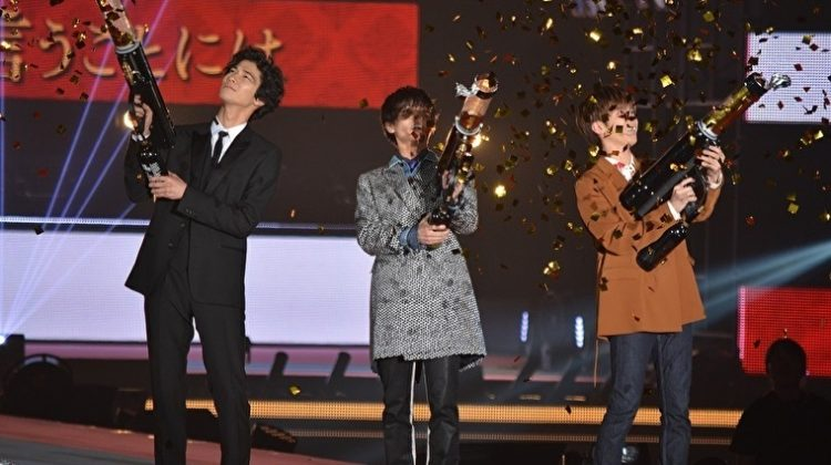 【GirlsAward 2019 S/S】シークレットゲストにキンプリ永瀬廉が登場!